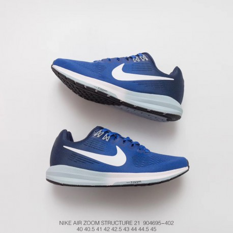 695 402 Fsr Nike Air Zoom Structure 21 Mesh Breathable Light Men s Sports  Trainers Shoes 14456e2a39ec
