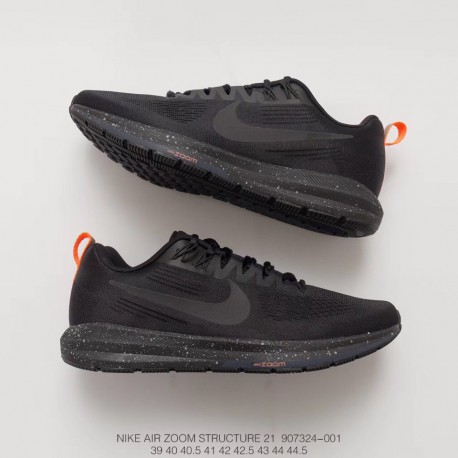 buy popular d2ac7 5611c Lunarepic 2 1 Air Nike Air Zoom Structure 21 Mesh Breathing Trainers Shoes