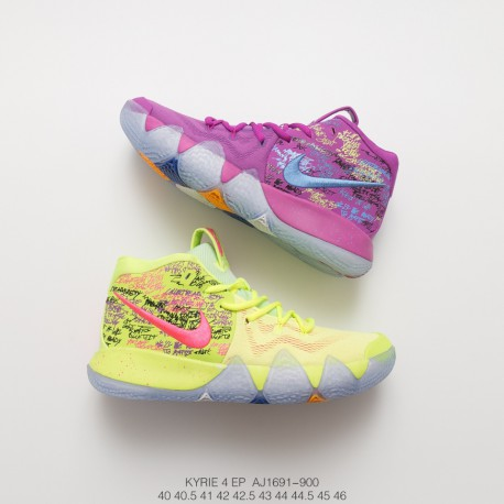 super popular 2b758 11ba2 Owen Nike Kyrie 4 Multicolor First Colorway The First Colorway Is Inspired  By The Warriors Who Won The Championship Last Season