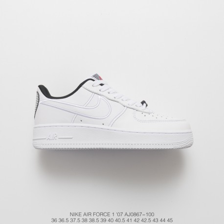 Nike Air Force 25th Anniversary Aj0867 100 Air Force Lovers Nike Air