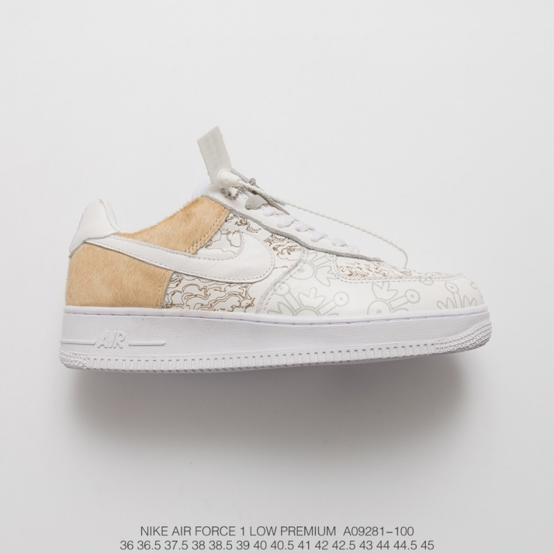 d2a85265d Nike Air Force 1 Prm Yotd Af1 Air Force 2018 Year Of The Dog Limited  Edition ...