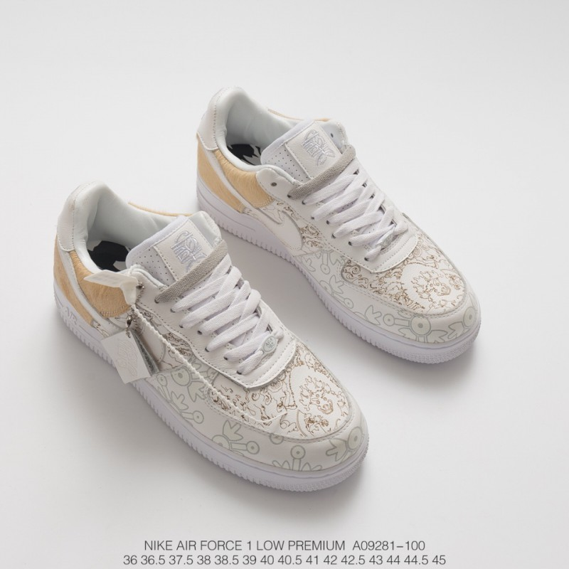 1dd11205a ... Nike Air Force 1 Prm Yotd Af1 Air Force 2018 Year Of The Dog Limited  Edition