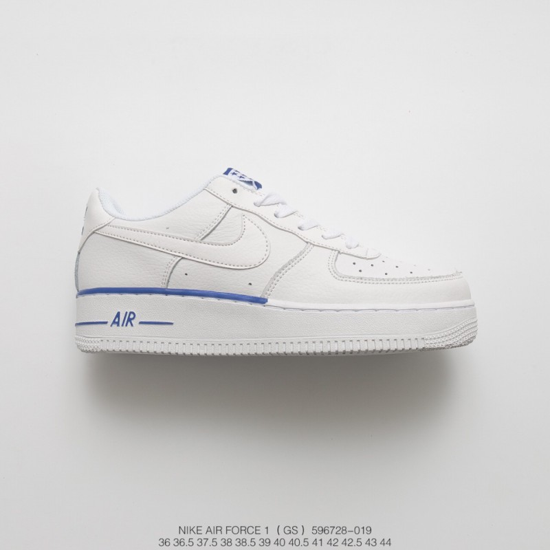 Wholesale Nike Air Force 1 Low All White 728 019 Fsr Nike Air