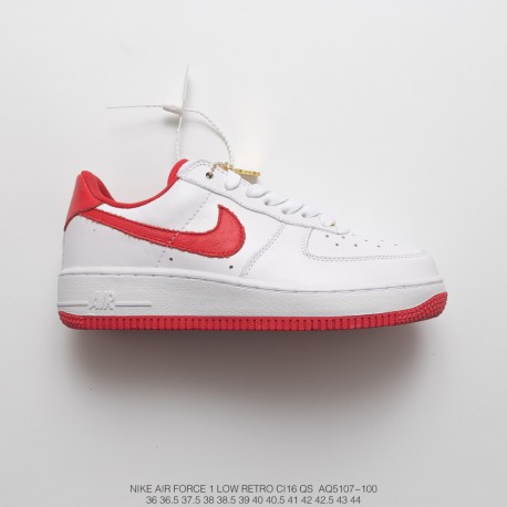 wholesale dealer 2b402 cc981 Fsr Deadstock Nike Air Force 1 Low Retro Ct16 Qs